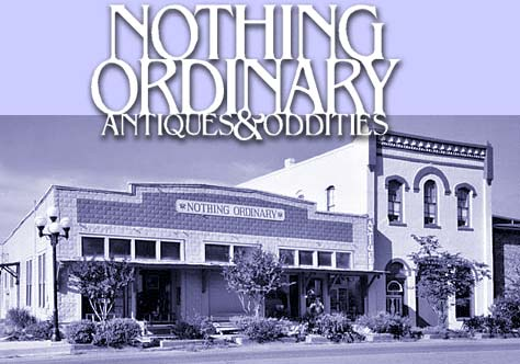 Nothing Ordinary Antiques - Bellville, Texas